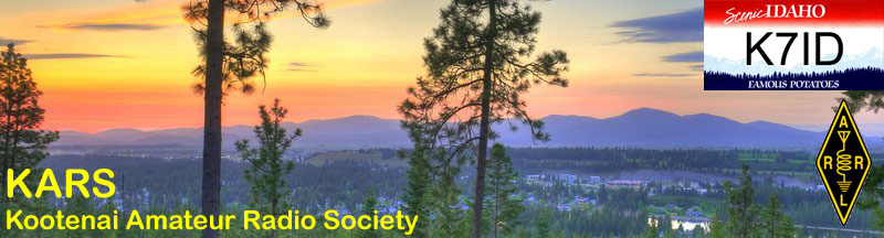 North Idaho Sunset Over The Rathdrum Prairie Copyright © 2012 Lenny Gemar Photography